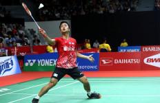 Sempat Mimisan, Ginting Tembus Final Turnamen PBSI - JPNN.com