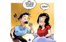 Pilih Menjanda Ketimbang Menyusui Tuyul Pesugihan Suami - JPNN.com