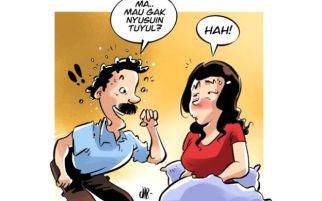 Pilih Menjanda Ketimbang Menyusui Tuyul Pesugihan Suami