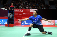 Lihat Detik-Detik Jojo Kandas di Perempat Final Indonesia Masters 2020 - JPNN.com