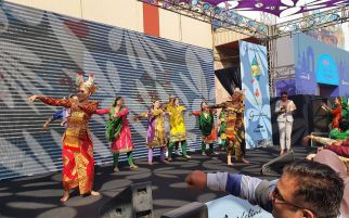 Wonderful Indonesia Tampil Penuh Pesona di Pasar India