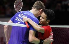 Lihat Cuplikan Ginting Vs Axelsen di Indonesia Masters 2020 - JPNN.com
