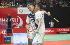 Lihat Jadwal Semifinal Indonesia Masters 2020 dan Aksi Terbaik di 8 Besar - JPNN.com