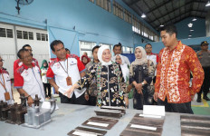Menaker Ida: BLK Samarinda Siapkan SDM Untuk Ibu Kota Negara Baru - JPNN.com