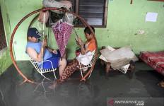 BPBD DKI Jakarta Sebut Banjir Surut Sejak Pukul 12.00 WIB - JPNN.com