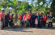 Laskar Ngawi dan 6 Perguruan Silat Tanam Ribuan Pohon - JPNN.com