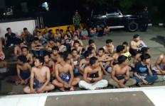 Polisi Gulung Puluhan Pembalap Liar, 26 Motor Diamankan - JPNN.com