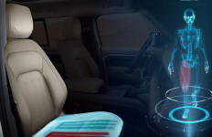 Jaguar Land Rover Kembangkan Kursi Pintar Antikram - JPNN.com