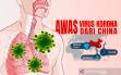 Virus Korona Tiongkok Sudah Renggut 25 Nyawa, WHO Belum Tetapkan Status Darurat