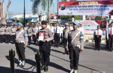Briptu Rosy Wira dan Aiptu Sunardi Dipecat karena Bikin Malu Korps Bhayangkara - JPNN.com