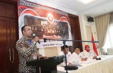 Ardy Mbalembout Kembali Pimpin DPD KAI DKI Jakarta - JPNN.com