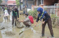 Kampung Buaran Jaya Bekasi Banjir - JPNN.com