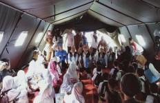 Istri Mensos Grace Batubara Kunjungi Sekolah Inisiatif di Lebak Banten - JPNN.com