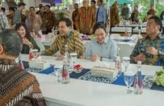 Rombongan Mbak Puan Studi Banding ke Kantin Diplomasi Kemenlu - JPNN.com