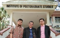 UMB Menjalin Kerja Sama Riset dengan Sejumlah Universitas di Malaysia - JPNN.com