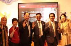 Kopi dan Topi Khas NTT Dipamerkan di World Economic Forum - JPNN.com