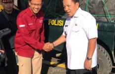 Gubernur Lampung Terima Langsung Pelimpahan Harimau Sumatera dari BKSDA Sumsel - JPNN.com