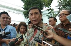 Wiranto Temui Jokowi di Istana, Ada Apa, Pak? - JPNN.com