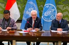 Mentan Syahrul Dorong Bantuan ke Negara Afrika dan Pasifik di FAO - JPNN.com
