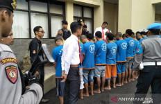 26 Pelaku Curanmor Digulung - JPNN.com