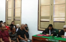 Lima Terdakwa, Semua Divonis Hukuman Mati - JPNN.com