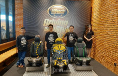 Jok Unik dari Limbah Menjuarai Kontes Online MBtech Awards 2019 - JPNN.com