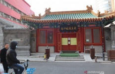 Sudah 2 Bulan Masjid-Masjid di Beijing Dilarang Gelar Salat Jumat, Begini Perkembangan Terbarunya - JPNN.com
