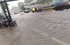 Jakarta Banjir Lagi, Ini Daftar Wilayah yang Terendam - JPNN.com