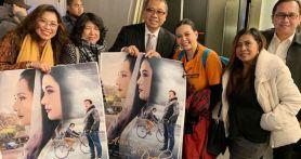 Perdana Tayang, Film Akhir Kisah Cinta Si Doel Ramai Penonton di Belanda