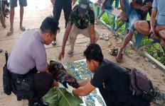 Mayat Bayi Laki-laki Ditemukan Mengapung di Sungai Seruyan - JPNN.com
