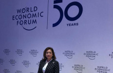 WanaArtha Life Hadir di Acara World Economic Forum Annual Meeting 2020 - JPNN.com