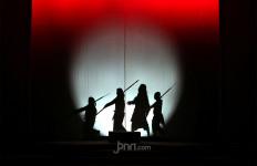 Dimas Danang Latihan 4 Bulan Demi Teater Panembahan Reso - JPNN.com