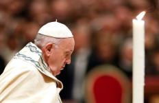 Keputusan Presiden Erdogan Sangat Menyakiti Perasaan Paus Fransiskus - JPNN.com
