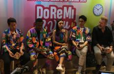 Naura dan Devano Danendra Rilis DVDDoremi & You - JPNN.com