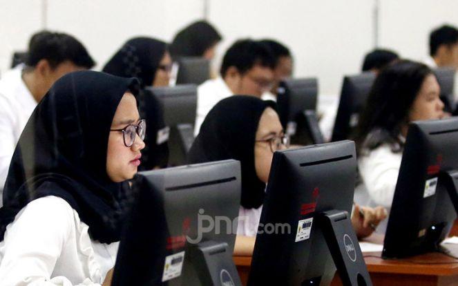 Ditolak Dirjen GTK, Titi Ngotot Perjuangkan Formasi Khusus untuk Honorer K2 di PPPK 2021