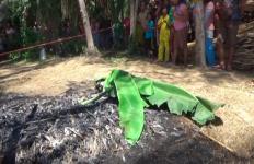 Terungkap, Ini Identitas Mayat Perempuan yang Terbakar di Kebun Kelapa - JPNN.com