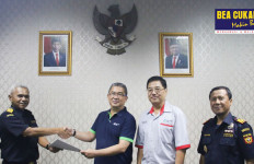 Bea Cukai Sumut Terbitkan Perizinan KITE Pembebasan PT Rubber Hock Lie - JPNN.com