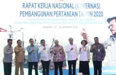 Mentan Ajak Instansi Terkait Wujudkan Pertanian Maju, Mandiri dan Modern - JPNN.com