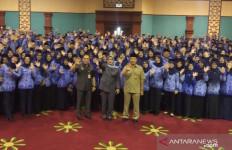 Ratusan Honorer K2 Dilantik jadi PNS, Selamat Bertugas! - JPNN.com