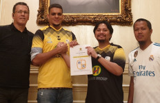 Liga 1 2020: Barito Putera Tetap Pertahankan Cassio de Jesus - JPNN.com