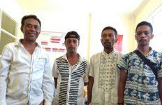 Empat Pria Ini Mengaku dari Tim KPK Lantas Memeras Sejumlah Kades - JPNN.com