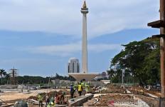 Politikus PDIP Kaget Melihat Monas Sisi Selatan Sedang Revitalisasi - JPNN.com