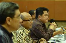 Usai Rapat Tertutup, Erick Thohir dan Panja Jiwasraya Seirama - JPNN.com