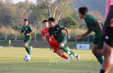 Kemenangan Perdana Timnas U-19 di Bawah Polesan Shin Tae Yong - JPNN.com