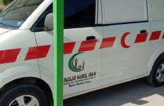 Ambulans Masjid Raib Dicuri Maling, Sungguh Terlalu - JPNN.com