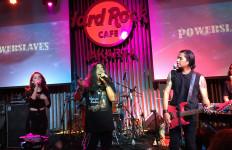 Natalie Zenn jadi Kejutan di Konser Powerslaves - JPNN.com