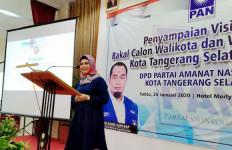 PAN Tangsel Beri Sinyal Usung Azizah - JPNN.com