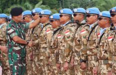 Pasukan Garuda TNI Siap Mengemban Misi Negara di Kongo Afrika - JPNN.com