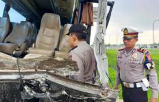 Satu Korban Kecelakaan Bus Rombongan Kiai Jatim Meninggal, Ini Identitasnya - JPNN.com