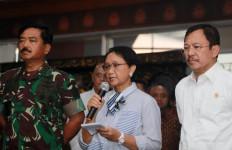 Menlu Retno Lepas Relawan yang Menjemput WNI dari Hubei - JPNN.com